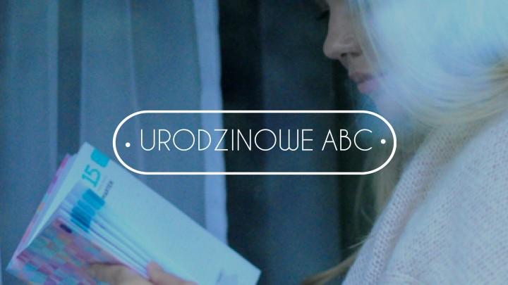 URODZINOWE ABC